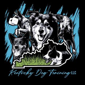 Kentucky Dog Training Logo