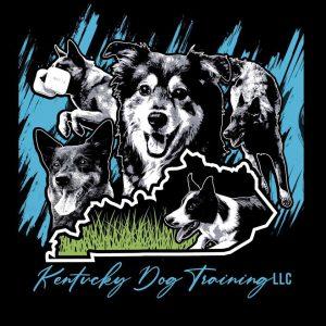 Kentucky Dog Training Logo